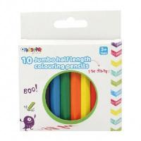 School Jumbo 3.5inch Colouring pencil