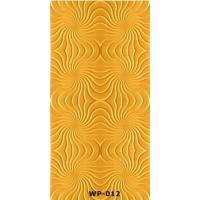 China MDF Wave Panels Modern 3D Wall Panels on sale