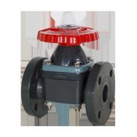 Buy cheap New UPVC Flange Diaphragm Valve from wholesalers