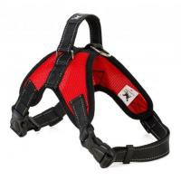 Cheap Pet Harness Big Dog Soft Adjustable Breathable Harness for sale