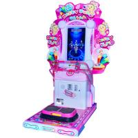 Coin Operated Indoor Toy Capsule Redemption Vending Jumping Video Game Machine