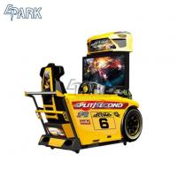 China Racing Game Machine New Design Need For Speed Coin Operated Racing Car Simulator Game on sale