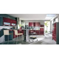 Buy cheap Lacquer Kitchen Cabinets Model: VC-KL-07 from wholesalers