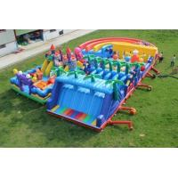 Cheap Inflatable Octopus rock climbing bouncy castle for sale