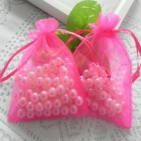 China Organza gift bag Organza pouch wholesale on sale