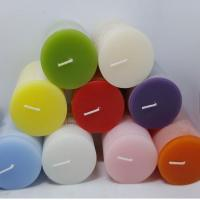 Cheap Color Pillar Candle Wholesale for sale