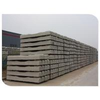 China Concrete sleepers on sale