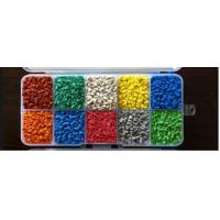 Buy cheap Colorful EPDM Rubber Granules from wholesalers
