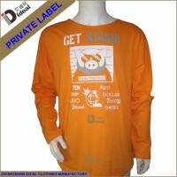 Buy cheap T-shirt Long Sleeve Men T Shirts from wholesalers