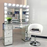 Cheap Hollywood Makeup Mirrors High Wuality Vanity Makeup Mirror With Lights for sale