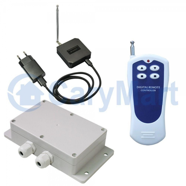 China WIFI remote control garage door or AC motor via Android or iPhone app