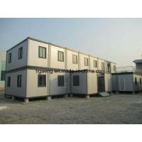 China Suppliers Modern Design Prefab Modified Shipping Sea Container House for Sale on sale