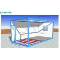 Buy cheap Expandable Container Office and Accommodation Modular Camp/House Container from wholesalers