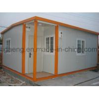Buy cheap High Quality Modular Domitary/Prefab Portable Container House Made in China from wholesalers
