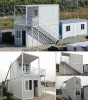 Buy cheap Prefabricated Container House for Mine Camp Dormitory from wholesalers