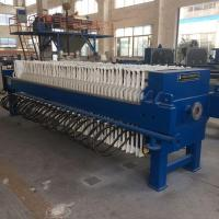 Membrane Filter Press Dedicated for Mining Industry