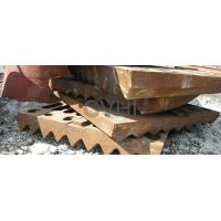 Cheap High-Manganese Steel plate for sale