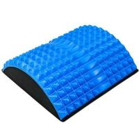 Cheap EVA Arched Back Stretcher Chronic Lumbar Pain Relief Treatment Products for sale