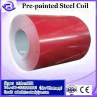 China best-selling hot pre painted gi coil hot dipped galvanized coil prime quality on sale