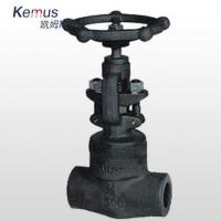 Buy cheap Forged Steel Angle Globe Valve from wholesalers