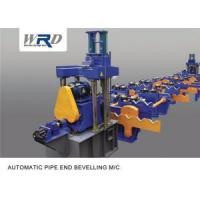 Cheap Automatic End Facing And Beveling Machine For Pipe Manufacturing for sale