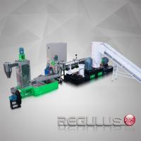 Cheap Plastic Bags Pelletizing Recycling Machine for sale