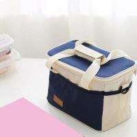 Cheap Reusable Insulated Oxford Lunch Box for sale