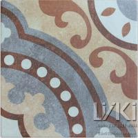 Buy cheap Flower Pattern Ceramic Tile from wholesalers