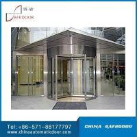 Cheap 3 Wings Commercial Entrance Revolving Doors for sale