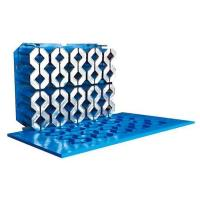 Cheap Concrete Retaining Wall Block Molds for sale