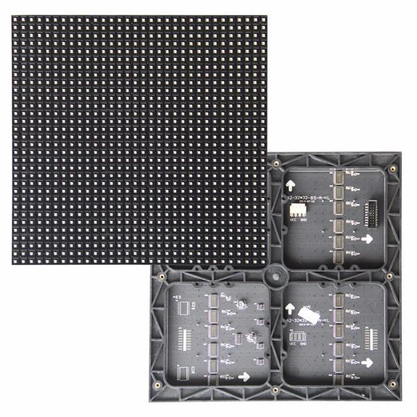 China P7.62-16S indoor led screen