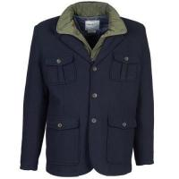 Cheap Pepe jeans CORTINA Marine material Jackets / Blazers Men - Fashionable Clothing for sale