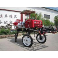 Self Propelled Spray Boom Sprayer-HQPZ500
