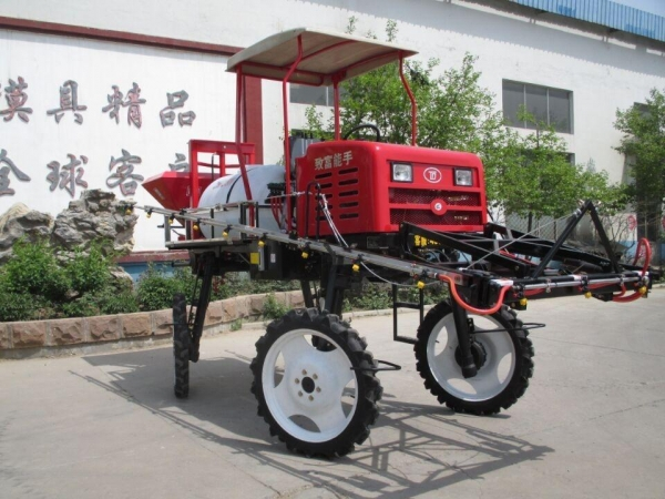 Quality Self Propelled Spray Boom Sprayer-HQPZ500 wholesale