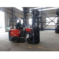 Cheap Narrow aisle articulated electric forklift for sale