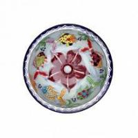 China Drop-in Sinks Delmar - Round Drop-In Sink on sale