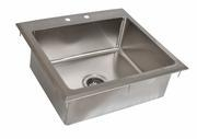China Stainless Steel Drop In Sink 20