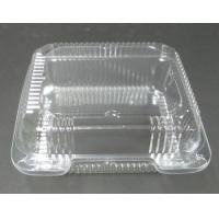 Buy cheap Plastic 1 Compartment Food Take Out Tray from wholesalers