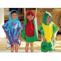 China Baby & Kids Hooded Poncho Towel for Kids on sale