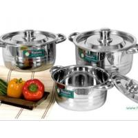 Buy cheap Stainless steel pot white, thick Thaphafac 14 from wholesalers