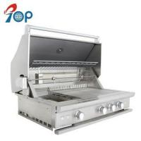 China Stainless Steel Built-in 3 Burner Natural Gas BBQ Grill on sale
