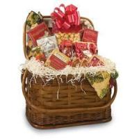 Cheap Gourmet Food Gifts Picnic Time Romance Gift Basket for sale