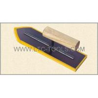 Buy cheap Plastering Trowel Plastering Trowel Blue Steel blade with Rubber (805) from wholesalers