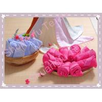 China 100% Bamboo Fiber Face Towel for SPA SF-074 on sale