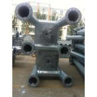 China Galvanized Substation Steel Structure on sale