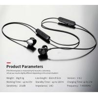 Buy cheap KZ BTE 1DD 1BA Hybrid Balance Armature Dynamic driver Earphones Sport Headphones from wholesalers
