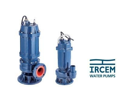 China DC SERIES SUBMERSIBLE ELECTRIC PUMP (CHANNEL IMPELLER) FOR DIRTY WATER