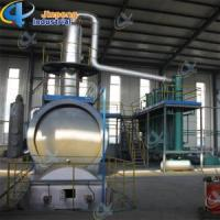 Cheap Tire Oil Distillation Plant to Diesel for sale