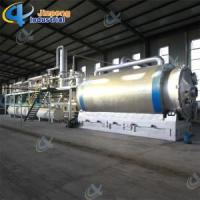 Cheap New Type Used Life Waste to Oil System for sale