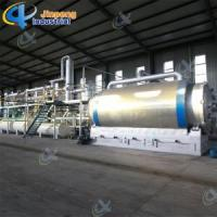 Cheap New Patent Used Life Waste to Oil plant for sale